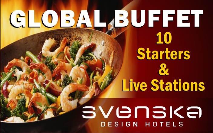 32x20 global buffet