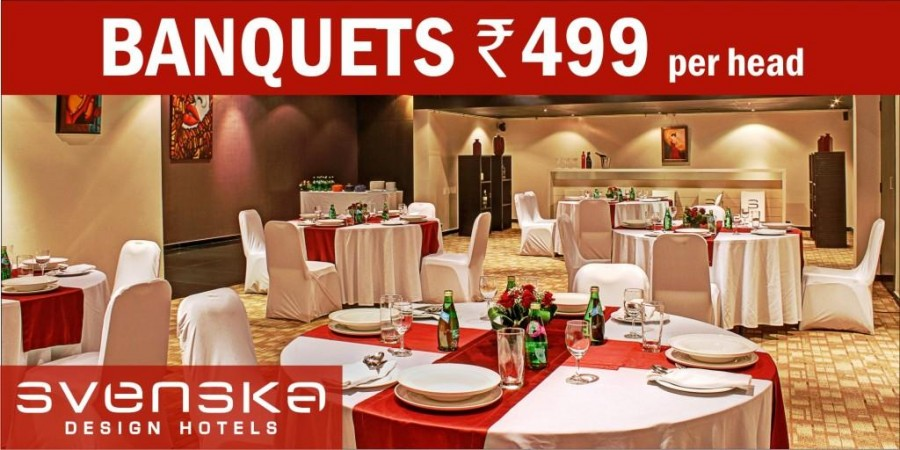 Banquets @ Rs.499