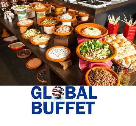 Global Buffet Restaurant & Bar, Svenska Design Hotels