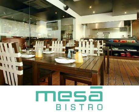 Mesa Bistro All Day Dining Coffee Shop, Svenska Design Hotels