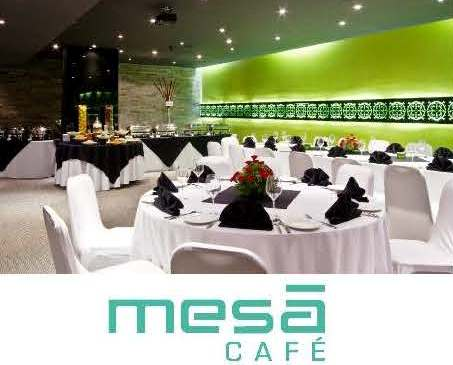 Mesa Cafe Global Buffet Restaurant & Coffee Shop, Svenska Design Hotels