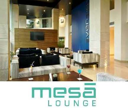 Mesa Lounge Bar & Coffee Shop, Svenska Design Hotels
