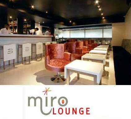 Miro Lounge Bar, Svenska Design Hotels
