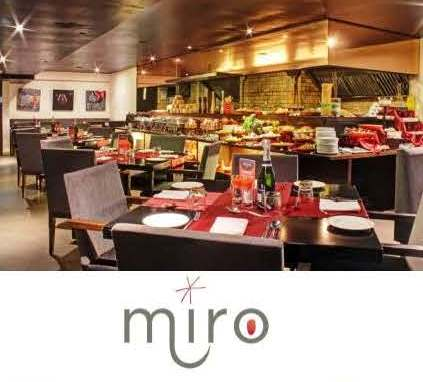 Miro Global Buffet Restaurant, Svenska Design Hotels