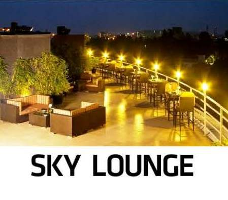 Sky Lounge Bar, Electronic City, Svenska Design Hotels