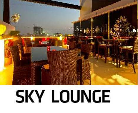 Soul Sky Lounge Bar & Restaurant, Svenska Design Hotels